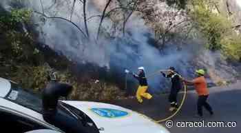 Así atienden una emergencia los bomberos de Garagoa, Boyacá - Caracol Radio