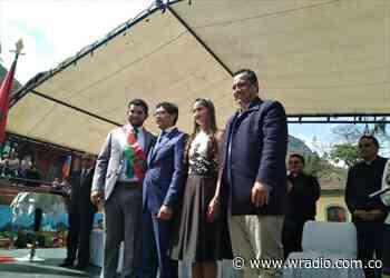 Se posesionan alcaldes de Garagoa, Chiquinquirá y Paipa en Boyacá - W Radio