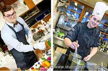 Gastro-Nachwuchs in Bad Überkingen ausgezeichnet - Gewinner kommen aus Salach – und aus Stuttgart - Stuttgarter Zeitung