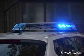 Polizei in Salach: Unfall-Verursacher begutachtet Schaden und flüchtet - SWP