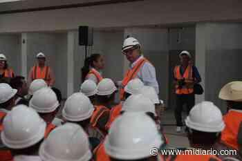 Director de la CSS, Lau Cortés, inspecciona Ciudad de la Salud - Mi Diario Panamá