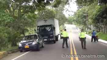 Decomisan cargamento de panela por transporte irregular en el municipio de Moniquirá, Boyacá - Canal TRO