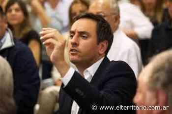 El gobernador Herrera Ahuad recibirá al ministro de Medio Ambiente Juan Cabandié - EL TERRITORIO
