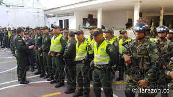 Mega comando de Policía de Montelíbano será una realidad: gobernador - LA RAZÓN.CO