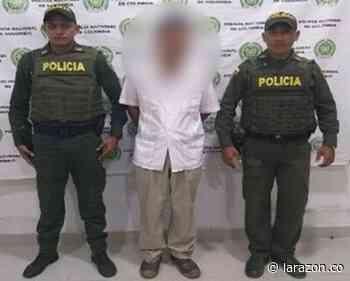 Por acto sexual con menor de edad, capturan a hombre en Montelíbano - LA RAZÓN.CO