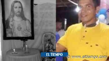 ¿Hasta cuándo? Asesinan a otro líder social en Montelíbano, Córdoba - El Tiempo