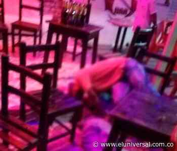 Un muerto y un herido en balacera en discoteca de Montelíbano - El Universal - Colombia