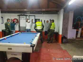 Tensión en Montelíbano, Córdoba, por detonación de explosivos - La FM