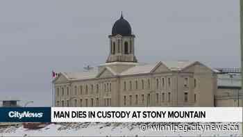 Inmate dies in custody at Stony Mountain - CityNews Winnipeg