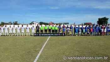 Intermunicipal: Itamaraju e Itapetinga empatam no primeiro jogo da final - Varela Notícias