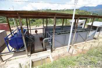 San Martín: instalarán dos plantas portátiles de agua potable en Uchiza - Agencia Andina