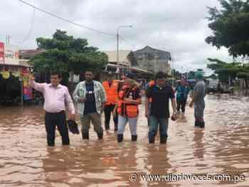 Evalúan declarar en estado de emergencia a Uchiza - Diario Voces
