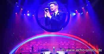 Michael Bublé begeistert in Mannheim - Echo Online