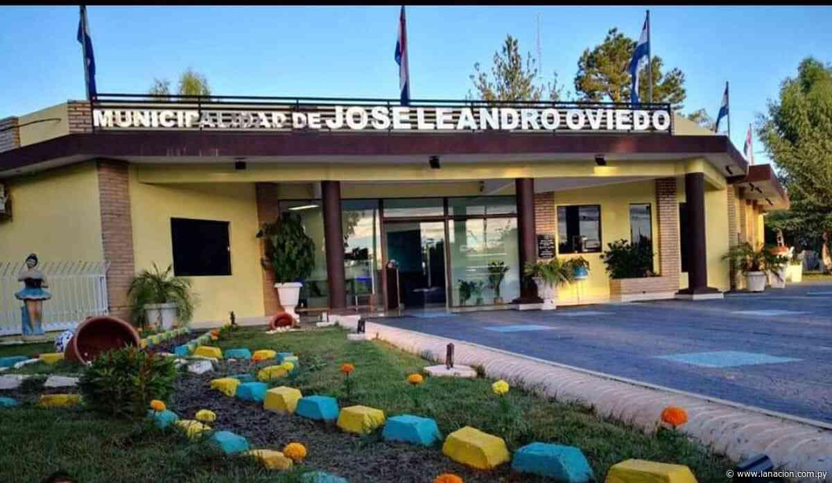 Celebran 45 años de independencia del distrito José Leandro Oviedo - La Nación.com.py