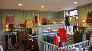 À Cysoing, «Cottage», un nouveau magasin de vêtements - La Voix du Nord