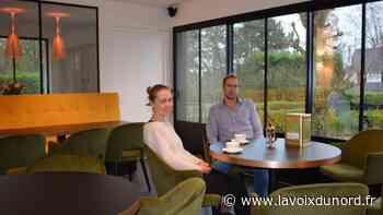 À Cysoing, la pâtisserie «Les Songes» a ouvert son salon de thé - La Voix du Nord