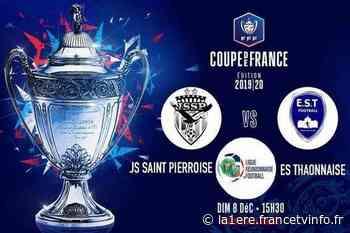 Football – coupe de France : la Saint-Pierroise affronte Thaon-les-Vosges au 8ème tour - Réunion la 1ère - La 1ère