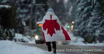 Commuter mayhem as storm dumps snow across southern British Columbia - Richmond News