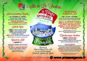 LA FARLEDE : C'est aussi Noël à la médiathèque Eurêka ! - La lettre économique et politique de PACA - Presse Agence