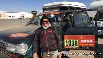 Da Brugnera alla Dakar 2020: «Le mie avventure nel deserto» - Il Messaggero Veneto