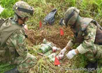 En Barrancabermeja son atendidos soldados heridos por campo minado - W Radio