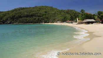 """Certifican """"playas limpias"""" en Puerto Escondido, Oaxaca - Noticieros Televisa"""