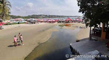 Atribuyen Marea Roja en Puerto Escondido a contaminación - El Imparcial de Oaxaca