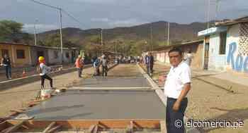 Piura: obra de S/9 millones en Salitral se inició sin supervisión externa - El Comercio - Perú