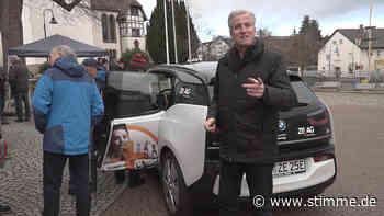 Wie das E-Carsharing in Untergruppenbach funktioniert - Heilbronner Stimme
