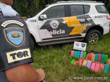 PM apreende drogas em rodovia de Santa Cruz do Rio Pardo - JCNET - Jornal da Cidade de Bauru