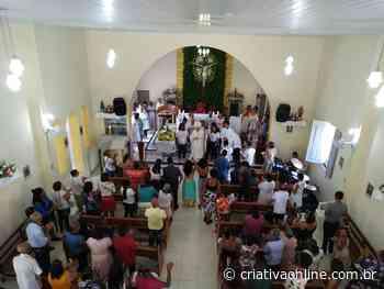 Fiéis católicos de Corta-Mão celebram festa do Senhor do Bonfim - Criativa On Line