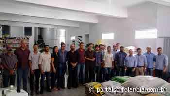 Fazendão inaugura nova loja em Senhor do Bonfim - PORTAL SERROLANDIA