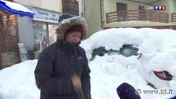 La station de ski Font-Romeu-Odeillo-Via se couvre de neige   LCI - LCI