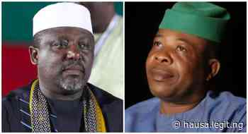 Bidiyon Okorocha da ahlinsa yayinda suke bikin tsige Ihedioha daga matsayin gwamna - Latest News in Nigeria & Breaking Naija News 24/7 | LEGIT.NG