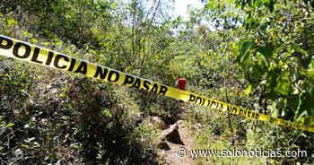 Encuentran cuerpo sin vida de un hombre en Lolotique, San Miguel - Solo Noticias El Salvador