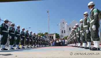 En Córdoba rinden homenaje a cadete muerto en la Escuela General Santander - Caracol Radio
