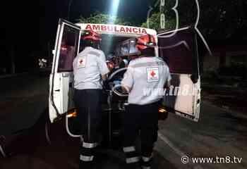 Nagarote y San Isidro reportaron accidentes mortales este lunes - TN8 Nicaragua