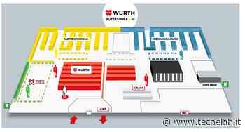 Würth Superstore arriva a Stezzano con un negozio dedicato al mondo elettrico e termosanitario - Tecnelab