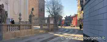 Stezzano, riapre via Dante - Foto Viabilità regolare e nuovi parcheggi - L'Eco di Bergamo