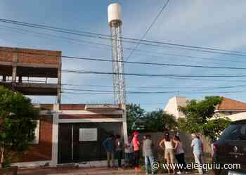 La Municipalidad frenó la obra de la antena en barrio Villa Bosch y multaría a la empresa - Diario El Esquiu
