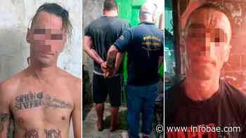 Cayeron los ladrones que robaron un comercio en Villa Bosch y golpearon a la empleada hasta hacerla llorar - infobae