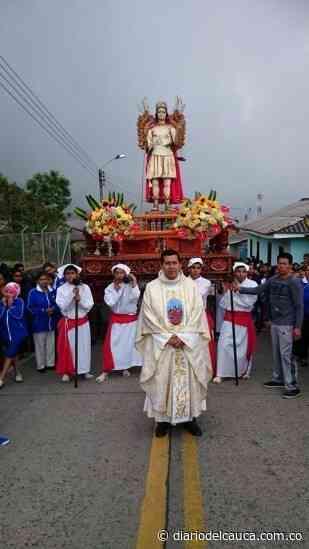 El arcángel San Miguel, patrono de Puracé - Diario del Cauca