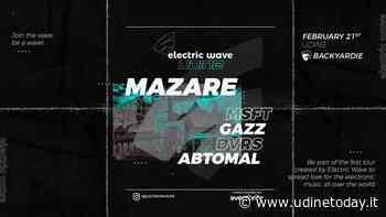 Electric Wave Udine 2020: a Pradamano l'evento di musica elettronica - Udine Today