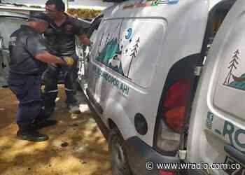 Quemaduras severas sufrió mujer argentina por explosión en carro rodante en Santander - W Radio
