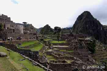 Urubamba: sentencian a turista argentino por dañar Machu Picchu - Agencia Andina