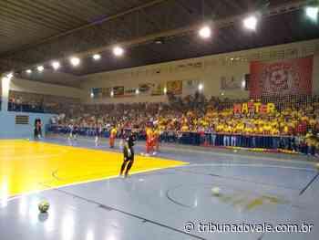 Final do futsal em Wenceslau Braz acontece nesta sexta-feira - Tribuna do Vale