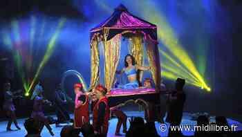 Près de Montpellier, le Grand Cirque de Noël se pose à Vendargues - Midi Libre
