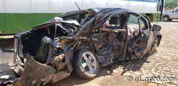 Acidente na MG-050 em Piumhi resulta na morte de 5 pessoas, entre jovens e crianças - G1