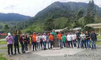 Conformado grupo de monitoreo ambiental comunitario en Saladoblanco - lavozdelaregion.co