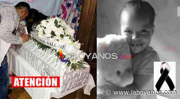 Salomé, la bebé que habría fallecido tras una fuerte golpiza en Saladoblanco, Huila - Laboyanos.com